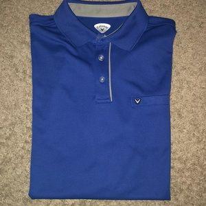 Callaway golf shirt size XL
